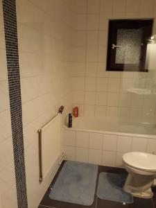 Koupelna v ubytování David
