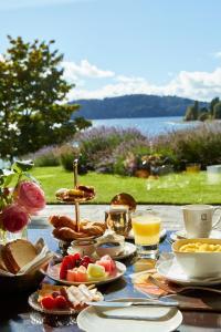 エル カスコ アート ホテルで提供されている朝食