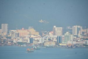 A bird's-eye view of Woodsbury Butterworth Homestay Penang Sentral