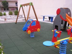 Children's play area at Bellavista Hotel & Spa