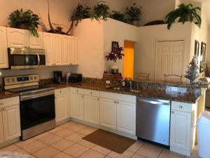 Küche/Küchenzeile in der Unterkunft Villa Bella