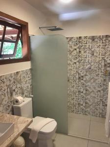 Um banheiro em Village Mata Encantada