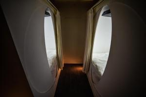 Ein Bett oder Betten in einem Zimmer der Unterkunft Sleep&Go