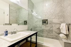 Bagno di The Box House Hotel