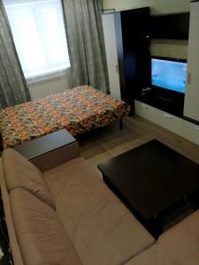 Телевизор и/или развлекательный центр в 1-комнатная в Новом доме!