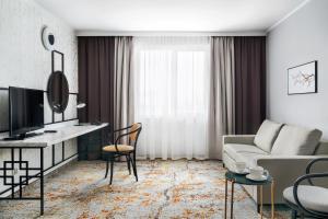 Posedenie v ubytovaní Metropolo by Golden Tulip Krakow