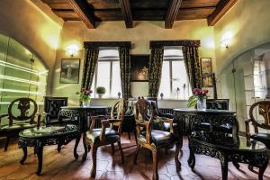 Restaurace v ubytování Hotel Ebersbach