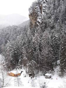 Piburg Seebichlhof im Winter