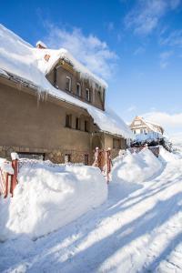 Obiekt Chata Biegacza K34 zimą