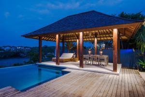 The swimming pool at or near Villa Tranquilla