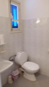 Ένα μπάνιο στο Blue Horizon Studios