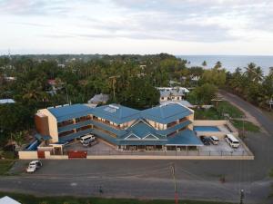 A bird's-eye view of Nambis Inn