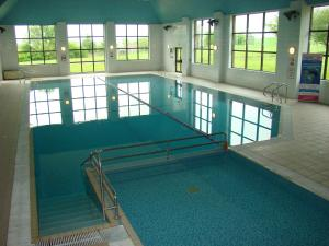 A view of the pool at The Wiltshire or nearby