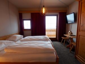 A bed or beds in a room at Steiningå #selfcheckin