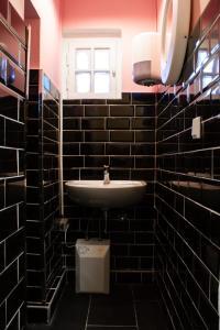 Ein Badezimmer in der Unterkunft Shiva's CitySleep
