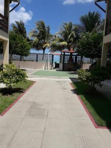 The swimming pool at or near ilha de itamaraca pernambuco