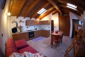 Cucina o angolo cottura di Maison Cassius