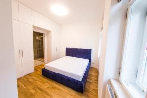 """Ein Bett oder Betten in einem Zimmer der Unterkunft Residence """"Gregorius"""""""