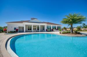 The swimming pool at or close to Lucaya Village Resort Townhome Unit 14 Townhouse