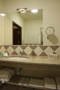 Łazienka w obiekcie Hotel Mercure Krynica Zdrój Resort&Spa