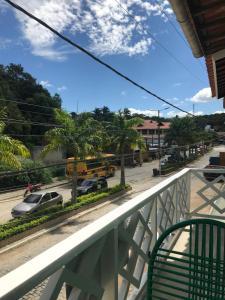 A balcony or terrace at Apartamento Rocha