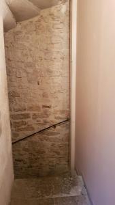 A bathroom at Studio Nîmes Centre