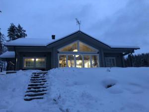 Villa Avanto talvella