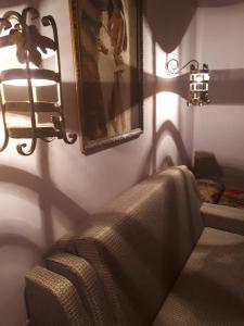 Ванная комната в Гостевой дом Дистанция