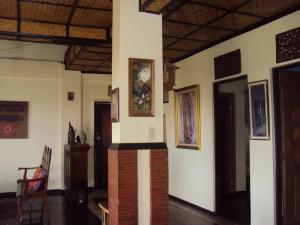 The lobby or reception area at Casa Dayang Boracay