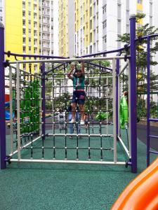 Children's play area at Apartemen Springlake Summarecon Bekasi