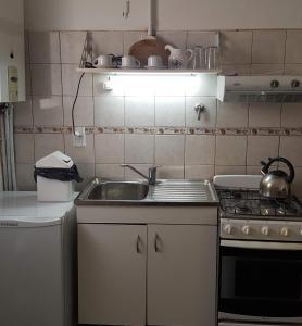 Una cocina o kitchenette en Alquilara