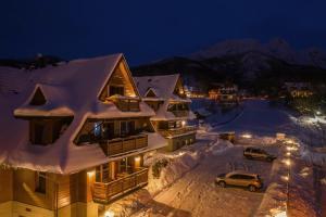 Obiekt Apartamenty Sun & Snow Resorts Lipki Park zimą