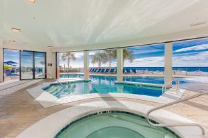 The swimming pool at or near Hampton Inn & Suites - Orange Beach