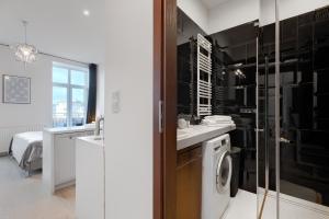 Küche/Küchenzeile in der Unterkunft Apartament 111 - Apartamenty No.1