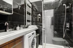 Ein Badezimmer in der Unterkunft Apartament 111 - Apartamenty No.1