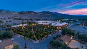 A bird's-eye view of The Ranch At Death Valley