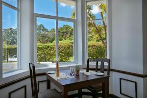 مطعم أو مكان آخر لتناول الطعام في Galway Heights Hotel