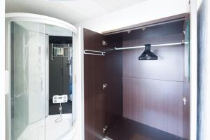 Wa Modernにあるバスルーム