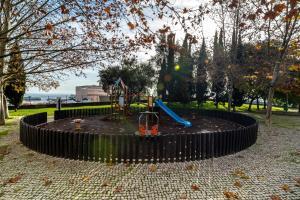 Children's play area at WHome | Casino Premium Apartment