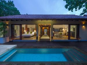 The swimming pool at or near Anantara Kalutara Resort