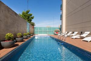 The swimming pool at or near Palladio Hotel Buenos Aires MGallery