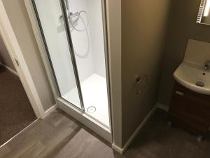 A bathroom at St Botolphs