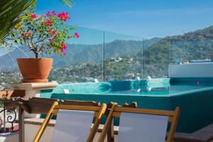 The swimming pool at or near Casa de Chayo Hotel Boutique