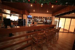 Лаундж или бар в  Термальный спа-отель Римская Баня