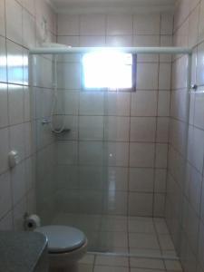 Um banheiro em Termas Park Hotel