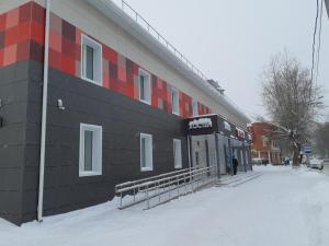 Klukva Hostel зимой