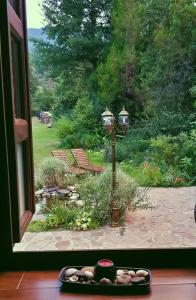 A view of the garden at Golden Horn Guest House or nearby