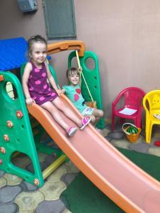 Дети в Гостевой Дом Ирина