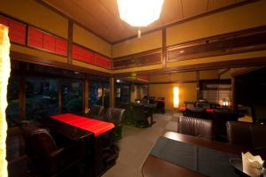 The lounge or bar area at Ryokan Sennari (13 years or older)