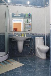 Um banheiro em Baku Butik Mini-Hotel